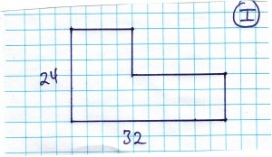 Right object, find perimeter