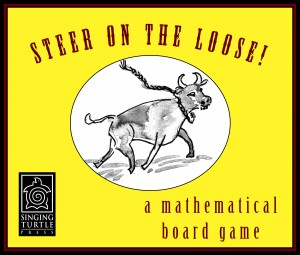 Steer on the Loose!