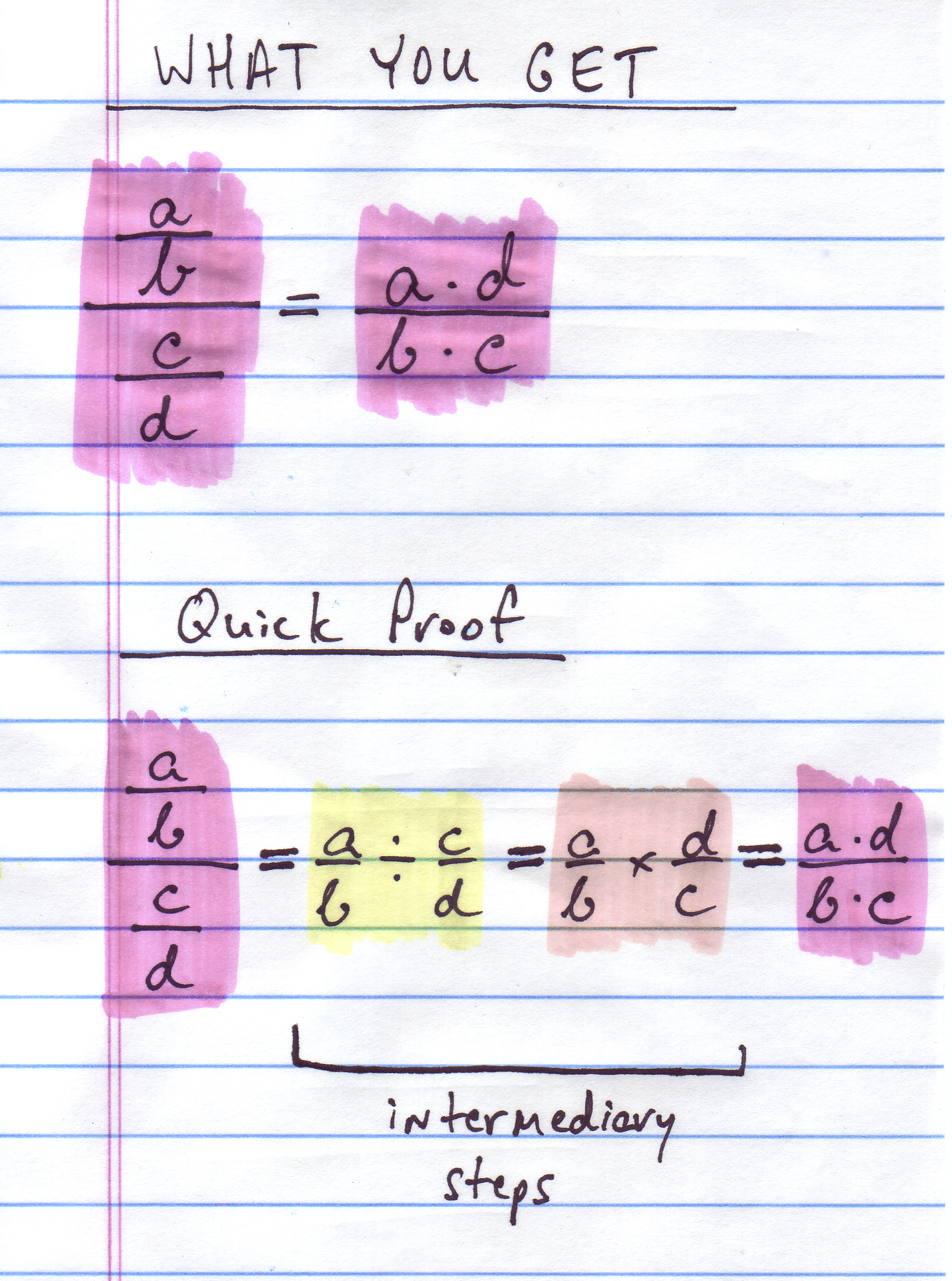 Dividing Fractions: from annoying to FUN! | Learning With a ...