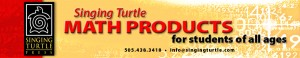 Singing Turtle Math Products