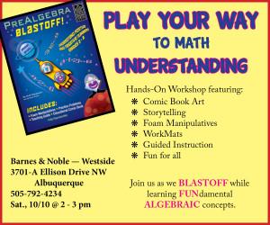 PreAlgebra & Algebra Concepts