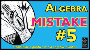 Alg Mistake #5